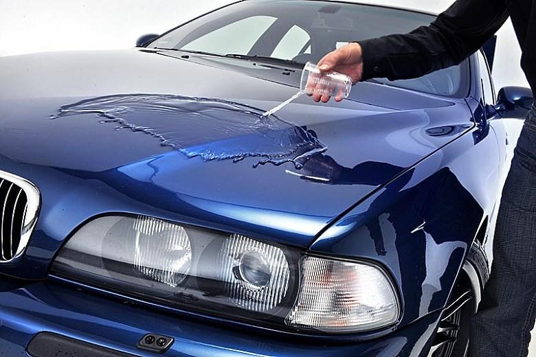 5 эффективных способов защиты автомобильного кузова