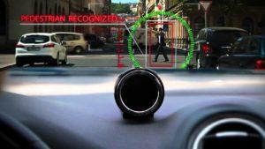 Mobileye – система безопасного движения